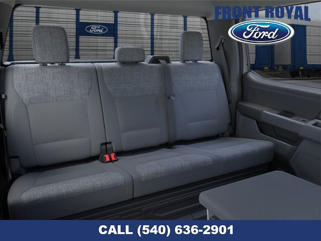 2021 Ford F-150 SuperCrew Cab 4x4, Pickup #T21003 - photo 10
