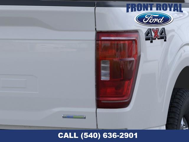 2021 Ford F-150 SuperCrew Cab 4x4, Pickup #T21003 - photo 20