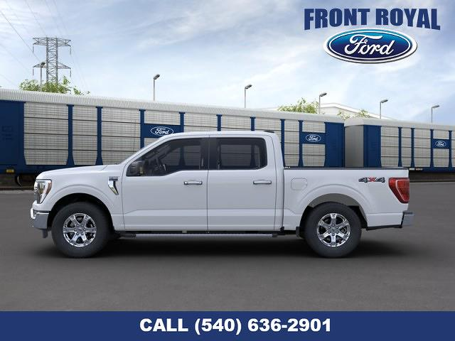 2021 Ford F-150 SuperCrew Cab 4x4, Pickup #T21003 - photo 3