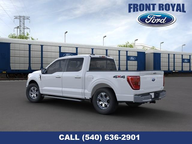 2021 Ford F-150 SuperCrew Cab 4x4, Pickup #T21003 - photo 2