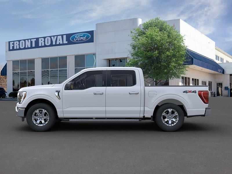 2021 Ford F-150 SuperCrew Cab 4x4, Pickup #T21003 - photo 25