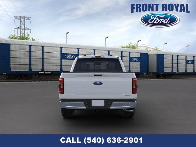 2021 Ford F-150 SuperCrew Cab 4x4, Pickup #T21003 - photo 4