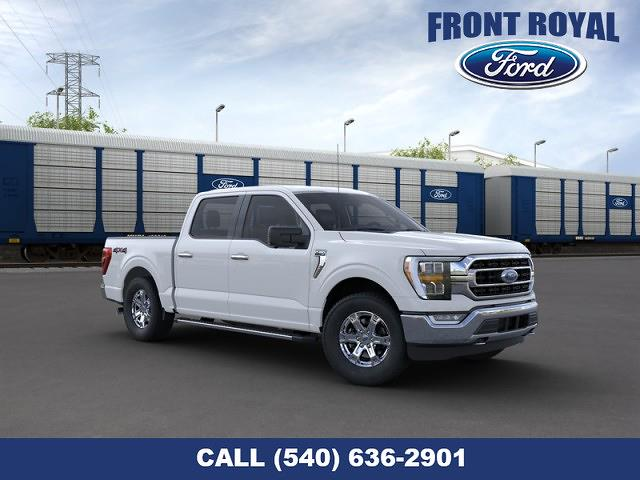 2021 Ford F-150 SuperCrew Cab 4x4, Pickup #T21003 - photo 6