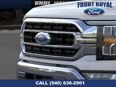2021 Ford F-150 SuperCrew Cab 4x4, Pickup #T21003 - photo 16