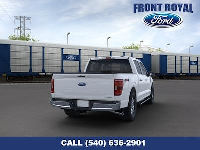 2021 Ford F-150 SuperCrew Cab 4x4, Pickup #T21003 - photo 7