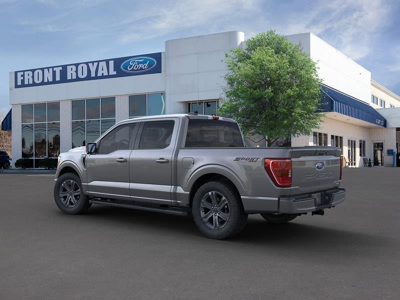 2021 Ford F-150 SuperCrew Cab 4x4, Pickup #T21018 - photo 1