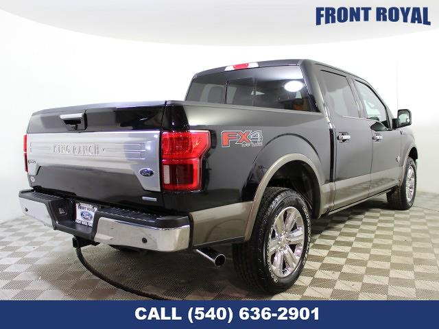 2019 Ford F-150 SuperCrew Cab 4x4, Pickup #T21026A - photo 1