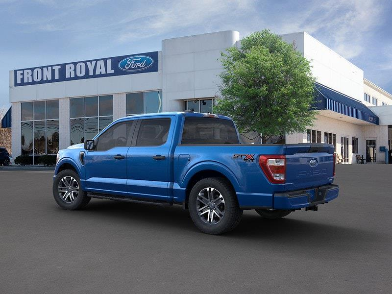 2021 Ford F-150 SuperCrew Cab 4x4, Pickup #T21030 - photo 1
