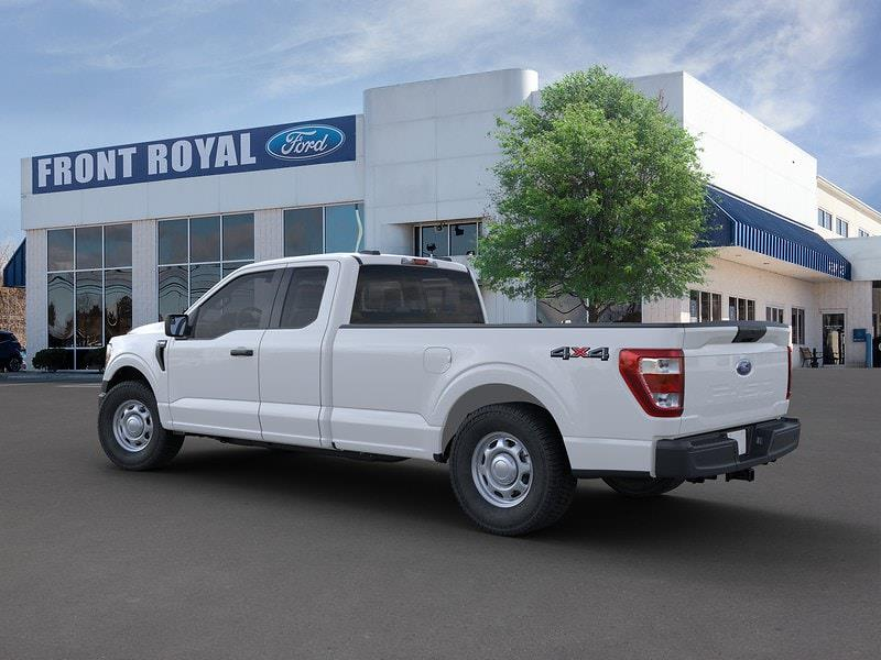 2021 Ford F-150 Super Cab 4x4, Pickup #T21033 - photo 1