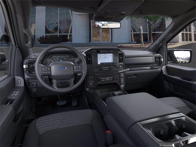 2021 Ford F-150 SuperCrew Cab 4x4, Pickup #T21051 - photo 9