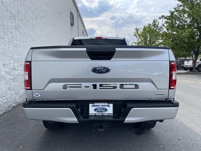 2018 Ford F-150 Super Cab 4x4, Pickup #T21051A - photo 4