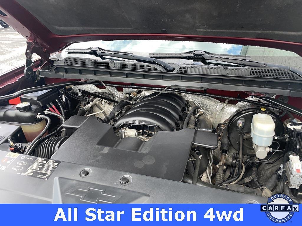 2016 Chevrolet Silverado 1500 Crew Cab 4x4, Pickup #T21051C - photo 21