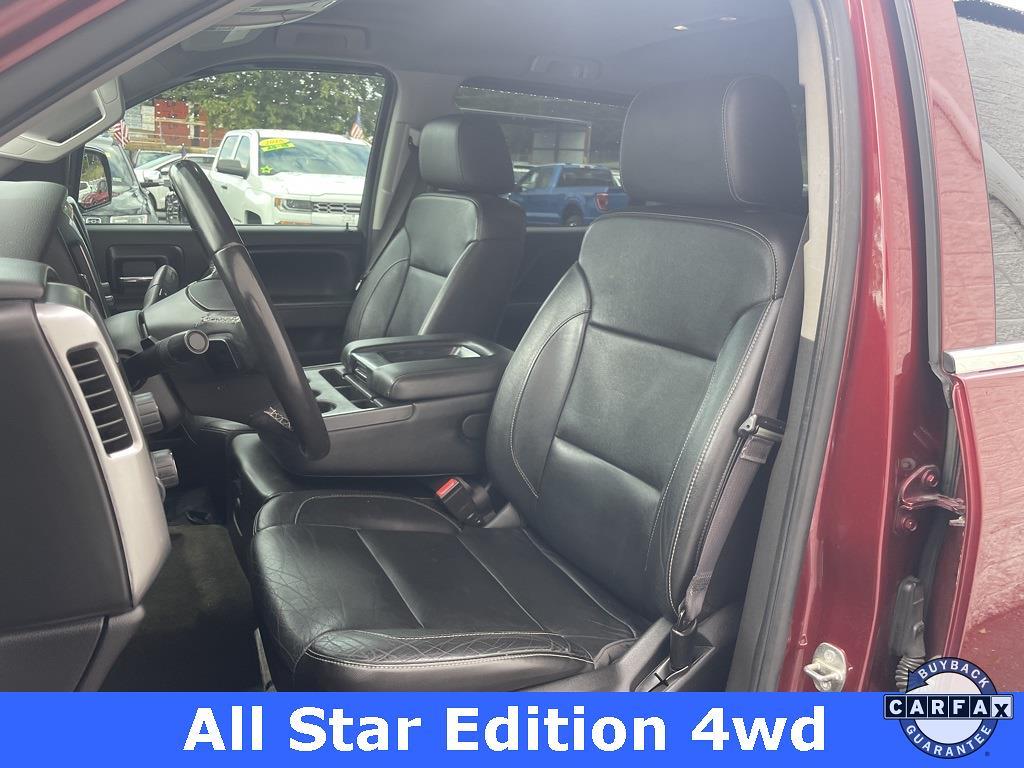 2016 Chevrolet Silverado 1500 Crew Cab 4x4, Pickup #T21051C - photo 25