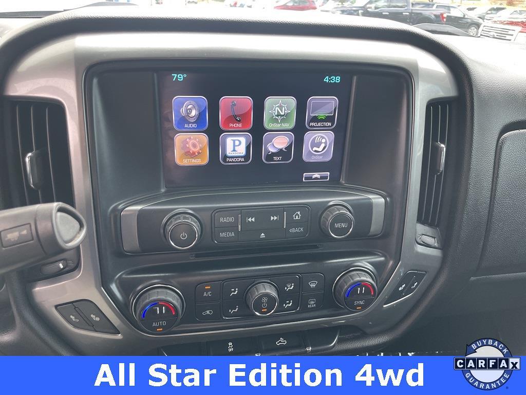 2016 Chevrolet Silverado 1500 Crew Cab 4x4, Pickup #T21051C - photo 33
