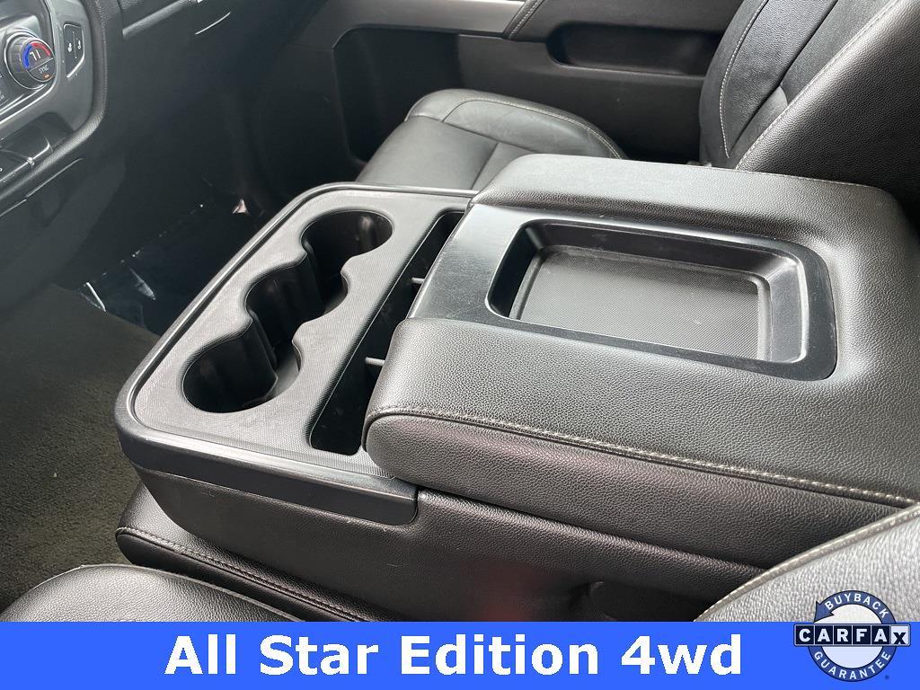 2016 Chevrolet Silverado 1500 Crew Cab 4x4, Pickup #T21051C - photo 36
