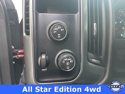 2016 Chevrolet Silverado 1500 Crew Cab 4x4, Pickup #T21051C - photo 29