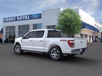 2021 Ford F-150 SuperCrew Cab 4x4, Pickup #T21054 - photo 4