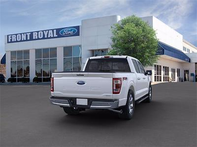 2021 Ford F-150 SuperCrew Cab 4x4, Pickup #T21054 - photo 8