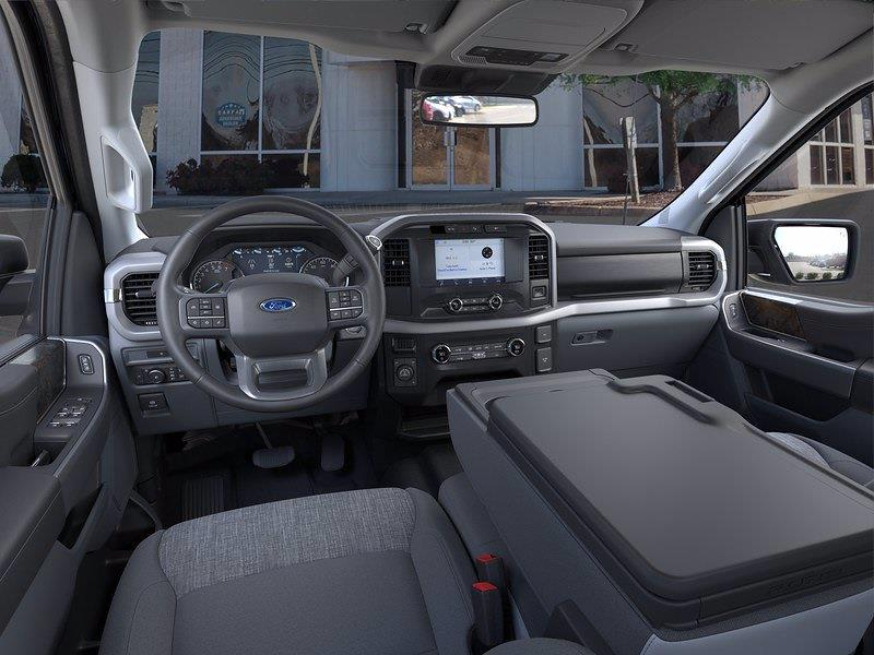 2021 Ford F-150 Super Cab 4x4, Pickup #T21066 - photo 9