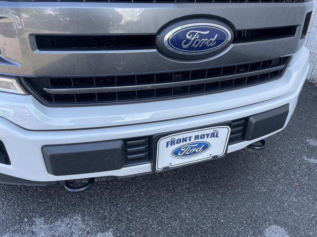 2018 Ford F-150 SuperCrew Cab 4x4, Pickup #T21072A - photo 11