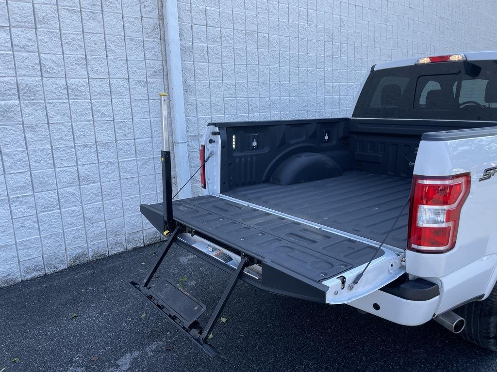 2018 Ford F-150 SuperCrew Cab 4x4, Pickup #T21072A - photo 20