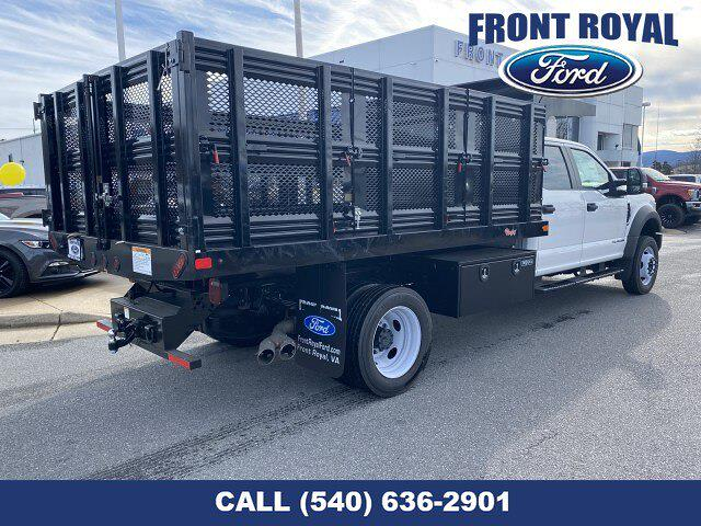 2019 Ford F-450 Crew Cab DRW 4x2, Rugby Landscape Dump #T2983 - photo 1