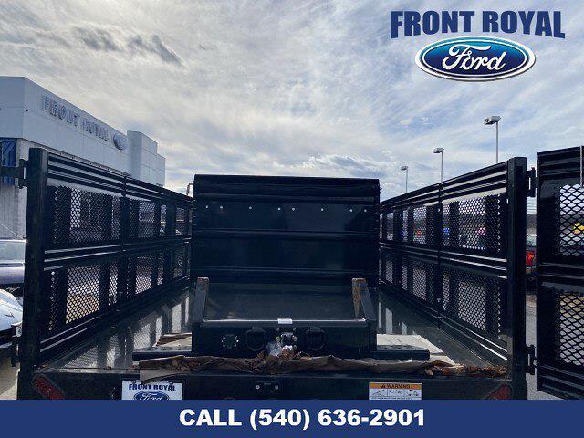 2019 Ford F-450 Crew Cab DRW 4x2, Rugby Versa Rack Landscape Dump #T2983 - photo 15