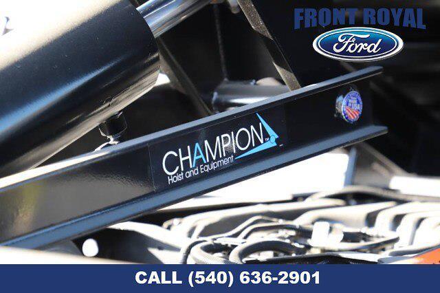 2019 Ford F-450 Regular Cab DRW 4x4, PJ's Dump Body #T2985 - photo 6