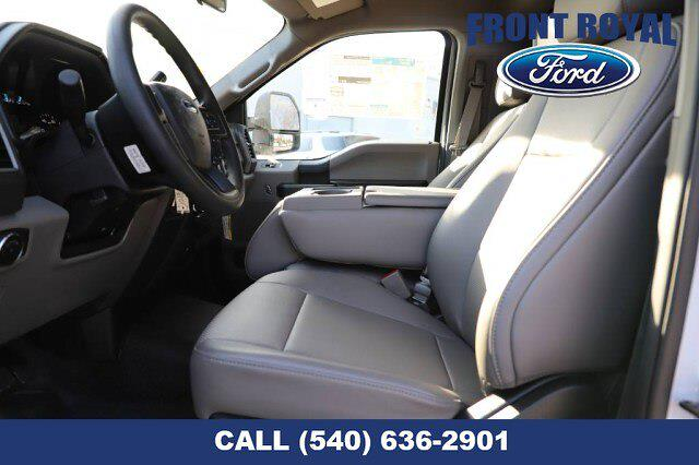 2019 Ford F-450 Regular Cab DRW 4x4, PJ's Dump Body #T2985 - photo 9
