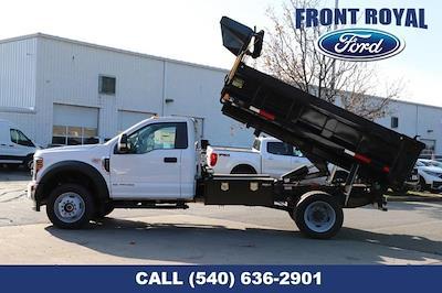 2019 Ford F-450 Regular Cab DRW 4x4, PJ's Dump Body #T2985 - photo 5