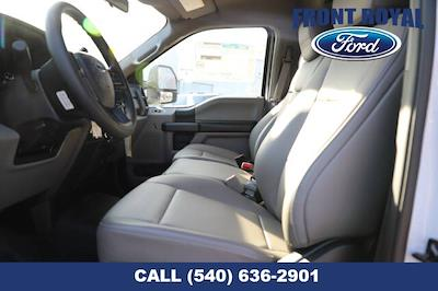 2019 Ford F-450 Regular Cab DRW 4x4, PJ's Dump Body #T2985 - photo 10