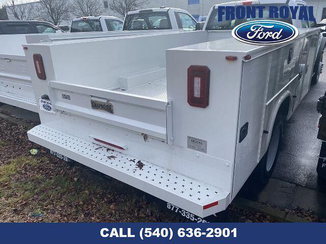 2019 Ford F-450 Crew Cab DRW 4x4, Knapheide Steel Service Body #T2990 - photo 5