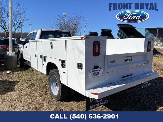2019 Ford F-450 Crew Cab DRW 4x4, Knapheide Service Body #T2990 - photo 1