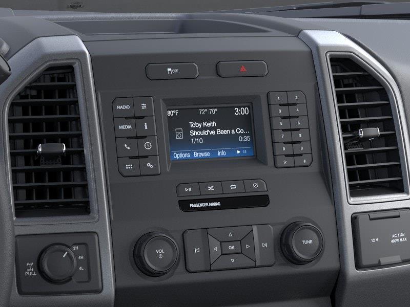 2020 Ford F-250 Super Cab AWD, Western Snowplow Pickup #T30016 - photo 14