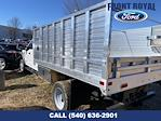 2020 Ford F-450 Crew Cab DRW 4x2, M H EBY Aluminum Landscape Dump #T3008 - photo 9