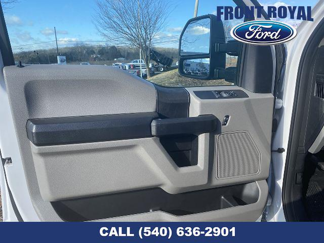 2020 Ford F-350 Regular Cab DRW AWD, PJ's Landscape Dump Stake Bed #T3015 - photo 27