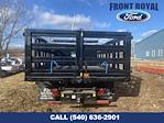 2020 Ford F-350 Regular Cab DRW AWD, PJ's Landscape Dump Stake Bed #T3015 - photo 3