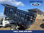 2020 Ford F-350 Regular Cab DRW AWD, PJ's Landscape Dump Stake Bed #T3015 - photo 2