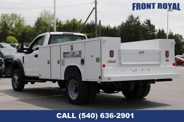 2020 Ford F-450 Regular Cab DRW 4x2, Reading Service Body #T3021 - photo 1