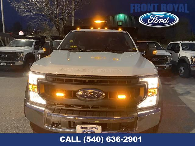 2020 Ford F-450 Regular Cab DRW 4x2, PJ's Stake Bed #T3032 - photo 15
