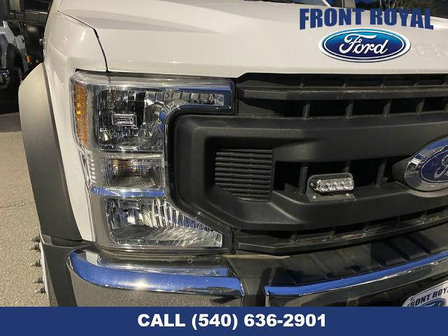 2020 Ford F-450 Regular Cab DRW 4x2, PJ's Stake Bed #T3032 - photo 5