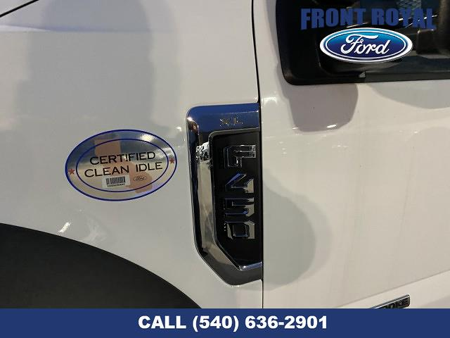 2020 Ford F-450 Regular Cab DRW 4x2, PJ's Stake Bed #T3032 - photo 13