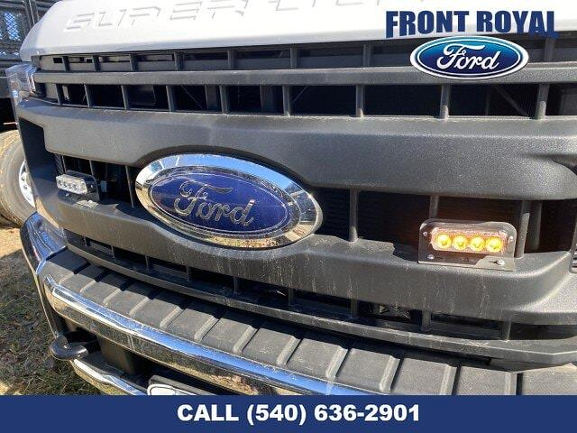 2020 Ford F-450 Regular Cab DRW 4x2, PJ's Stake Bed #T3032 - photo 29