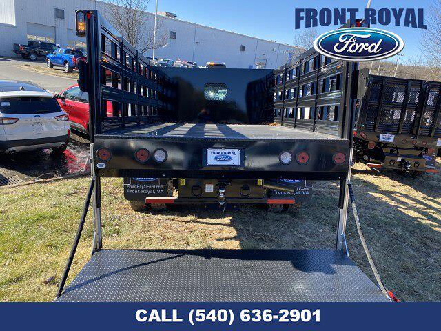 2020 Ford F-450 Regular Cab DRW 4x2, PJ's Stake Bed #T3032 - photo 38