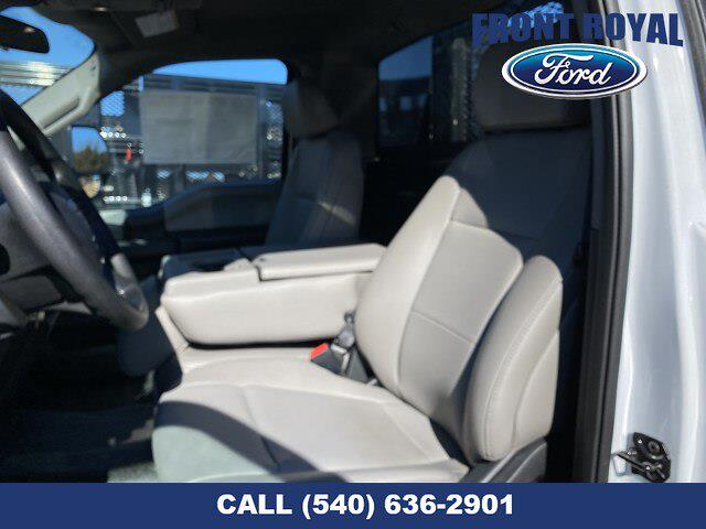2020 Ford F-450 Regular Cab DRW 4x2, PJ's Stake Bed #T3032 - photo 42