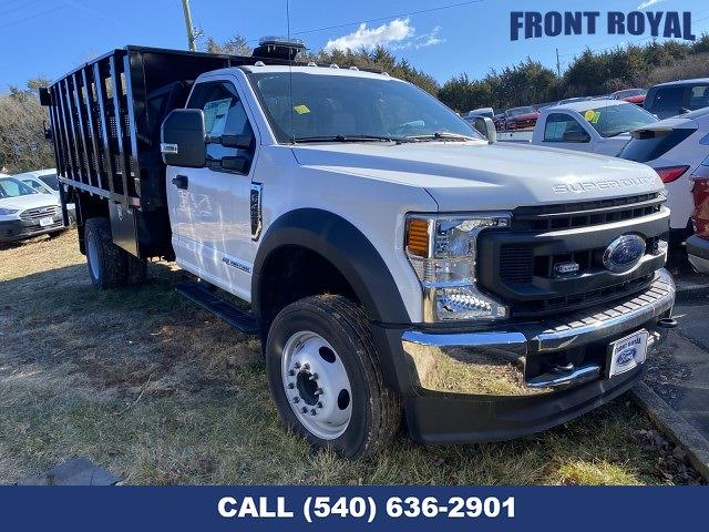 2020 Ford F-450 Regular Cab DRW 4x2, PJ's Stake Bed #T3032 - photo 1