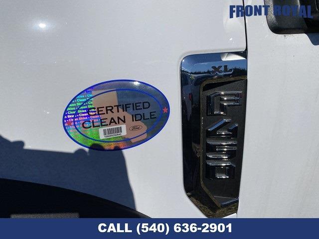 2020 F-450 Regular Cab DRW 4x2,  PJ's Truck Bodies Stake Bed #T3032 - photo 10