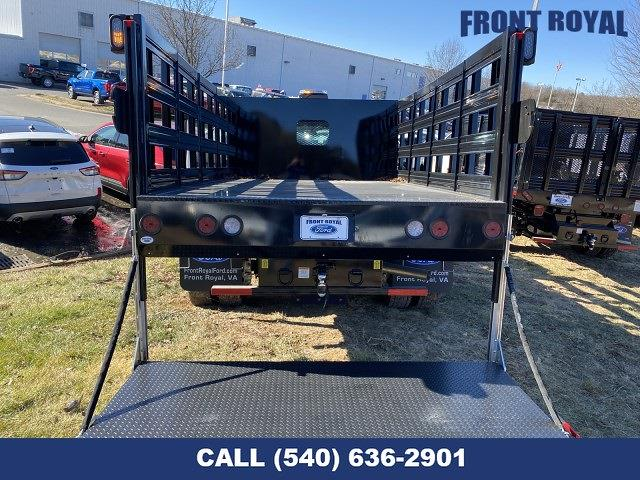 2020 F-450 Regular Cab DRW 4x2,  PJ's Truck Bodies Stake Bed #T3032 - photo 18