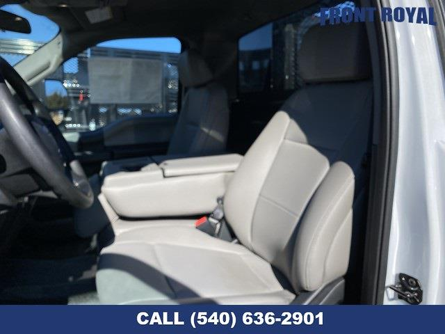 2020 F-450 Regular Cab DRW 4x2,  PJ's Truck Bodies Stake Bed #T3032 - photo 22