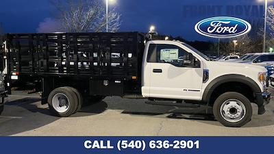 2020 Ford F-450 Regular Cab DRW 4x2, PJ's Stake Bed #T3032 - photo 11
